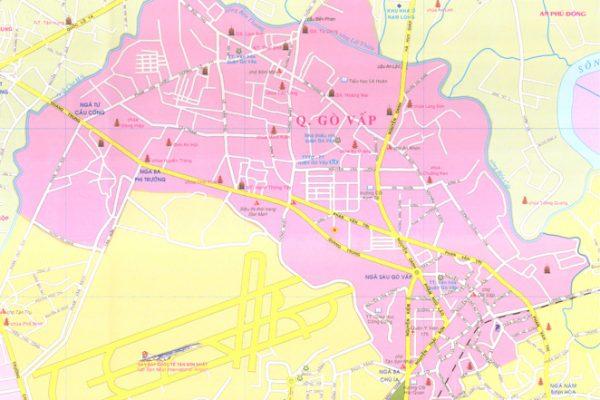 Hoàn công xây dựng, dịch vụ làm sổ hồng nhanh nhất quận Gò Vấp